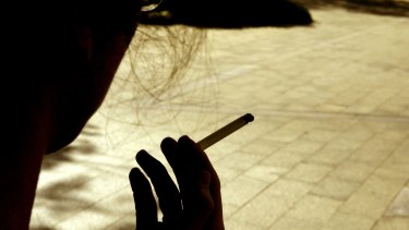 Household tobacco consumption and expenditure has fallen 10.1 per cent over the past 12 months.