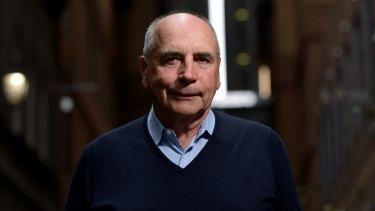 Former Reserve Bank governor Bernie Fraser.