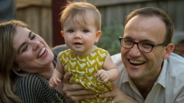 Adam Bandt says you can be a progressive parent and still vaccinate your child.