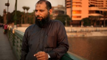 Mohammed Abdel Rahman in Cairo in 2011. One of the sons of Omar Abdel Rahman, his capture in Pakistan in 2003 led to the capture of alleged 9/11 mastermind Khalid Sheikh Mohammed. He was released from prison in Egypt in 2010.