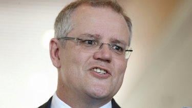Treasurer Scott Morrison leaves economists bemused.