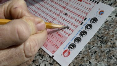 One lucky player has won the Powerball jackpot of $US429.6 million in the US state of New Jersey.