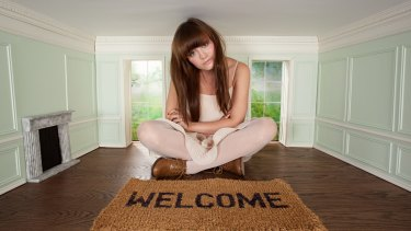 Sometimes young adults can outstay their welcome in their parents' home.