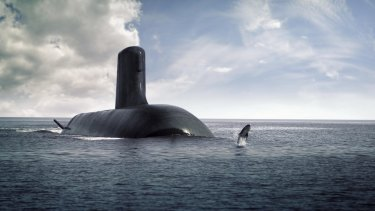 The maker of the Shortfin Barracuda submarine is designing similar subs for Australia.