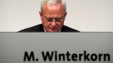 Martin Winterkorn resigned on Wednesday in the face of a widening emissions scandal that has engulfed the automaker.