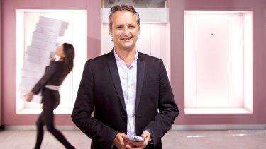 Topshop Australia founder Hilton Seskin.