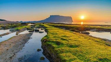 Jeju Island.is the jewel in South Korea's tourism crown.