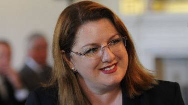 Natalie Hutchins is the new Minister for Women and the Prevention of Family Violence.