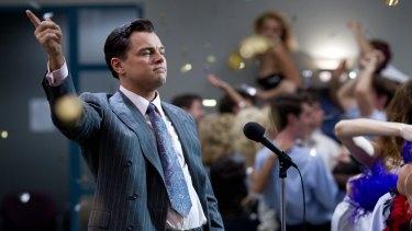 Jordan Belfort was depicted by Leonardo DiCaprio in  2013 film <i>The Wolf of Wall Street</i>.