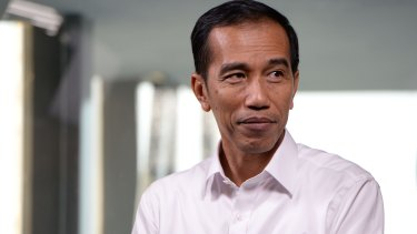 Mr Abbott spoke with Indonesian president Joko Widodo on Wednesday evening.