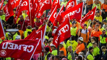 Being union means looking out for your mate. It means sharing the load and realising that things that touch one, touch us all, writes Ros McLennan.