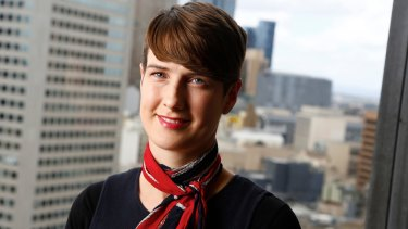 Lawyer Anna Brown: ''Being transgender is not an illness.''