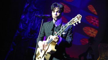 Loved to play intimate gigs ...  Prince played at the small room at Bennetts Lane jazz club in 2003 and 2012. He also played at the Ivy after his stadium concert in 2012.
