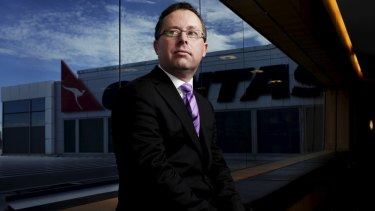 Qantas chief executive Alan Joyce this week unveiled a major turnaround in the airline's financial fortunes.