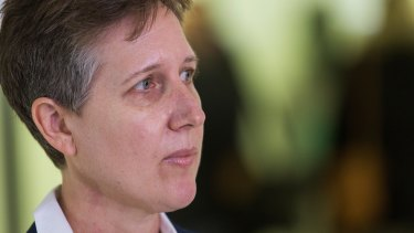 Secretary of the ACTU Sally McManus says workers should be able to organise where the power is.