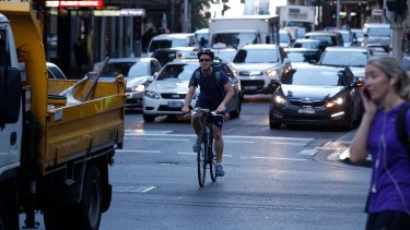 Could this be the thin end of the wedge for a licensing scheme for cyclists?