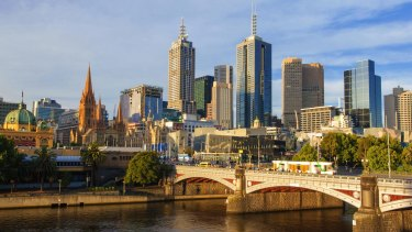 Melbourne has been named the world's most liveable city in The Economist's annual study for the fifth year running.