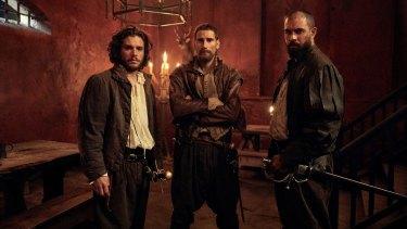 Gunpowder: lavish drama