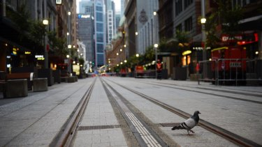 Civil construction has been completed on two sections of George Street between Park and King streets in the CBD.