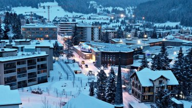 World leaders and the business elite will converge on Davos later this month for the World Economic Forum.