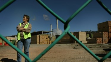 Carter Holt Harvey locked out its workforce of 207, including casual staff, at the Myrtleford mill three weeks ago.