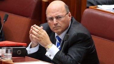 Funding scandal: Cabinet secretary Arthur Sinodinos.
