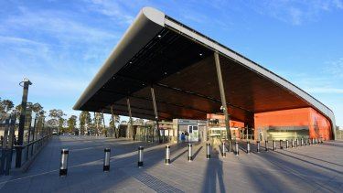 T2 services will start from the new Leppington Station instead of Campbelltown in Sydney's south west.