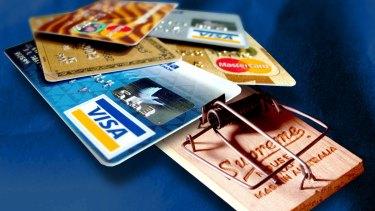 Beware the credit rating credit card.