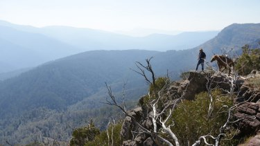 The proposed Alpine National Park walk is expected to take five days.