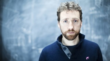 Colm Mac Con Iomaire is playing with his five-piece outfit at the Melbourne Festival.