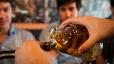 There are Nant Whisky Bars in Brisbane, Melbourne and Hobart.