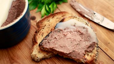 An outbreak of hepatitis E in 2013 and 2014 was linked to pork liver pate from a NSW restaurant.