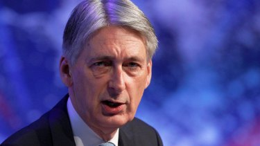 Britain's Chancellor of the Exchequer, Phillip Hammond, has cast doubt over the timeframe for a UK-Australia trade deal.
