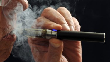 E-cigarette use is growing worldwide.