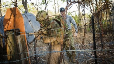 Darwin 1st Brigade soldiers have come under scrutiny for their social media activities.