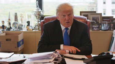 """""""The people have spoken and the election is over"""": Donald Trump slams vote recount push."""