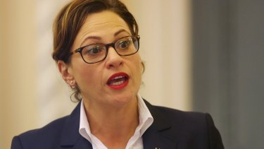 Jackie Trad rules out a new levy for developers  to raise infrastructure funds.