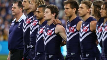 Can defensive prowess win a premiership - a timeless question for Ross Lyon and the Dockers.