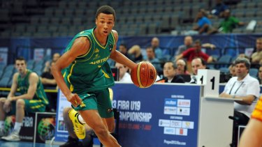 Would love to be playing in Olympic tournament: Dante Exum.