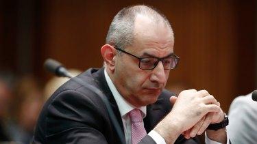 Senior bureaucrat Michael Pezzullo will head the new portfolio.