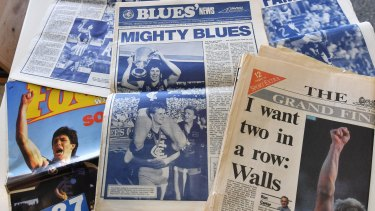 Newspapers from 1987.