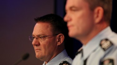 Australian Federal Police Deputy Commissioner Mike Phelan says police  are investigating around 70 terrorism cases.