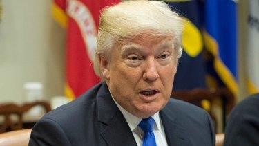 President Donald Trump's election has cost the bookies plenty.