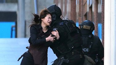 The Sydney siege brought businesses in Martin Place to a standstill.