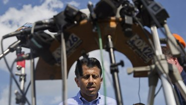Louisiana governor and presidential hopeful Bobby Jindal, does not support changes to gun laws.