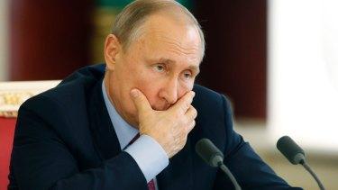 Donald Trump is set to meet Russian President Vladimir Putin on Friday.