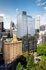 NAB is to occupy 31,000 square metres as the anchor tenant at Wynyard Place Sydney, being developed by Brookfield Property Partners.