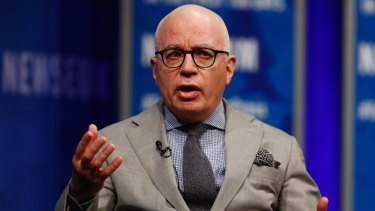 """""""You should read my book and see if you believe my account,""""   Michael Wolff says."""