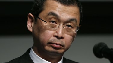 Takata chief executive Shigehisa Takada apologised in 2015 for his company's role in the death of motorists.