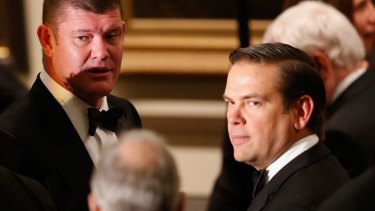 James Packer and Lachlan Murdoch are known to be keen sellers.